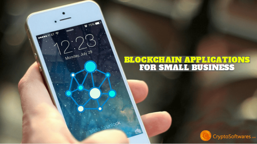 Blockchain Application for small business