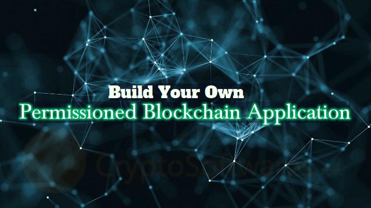 Permissioned Blockchain Application