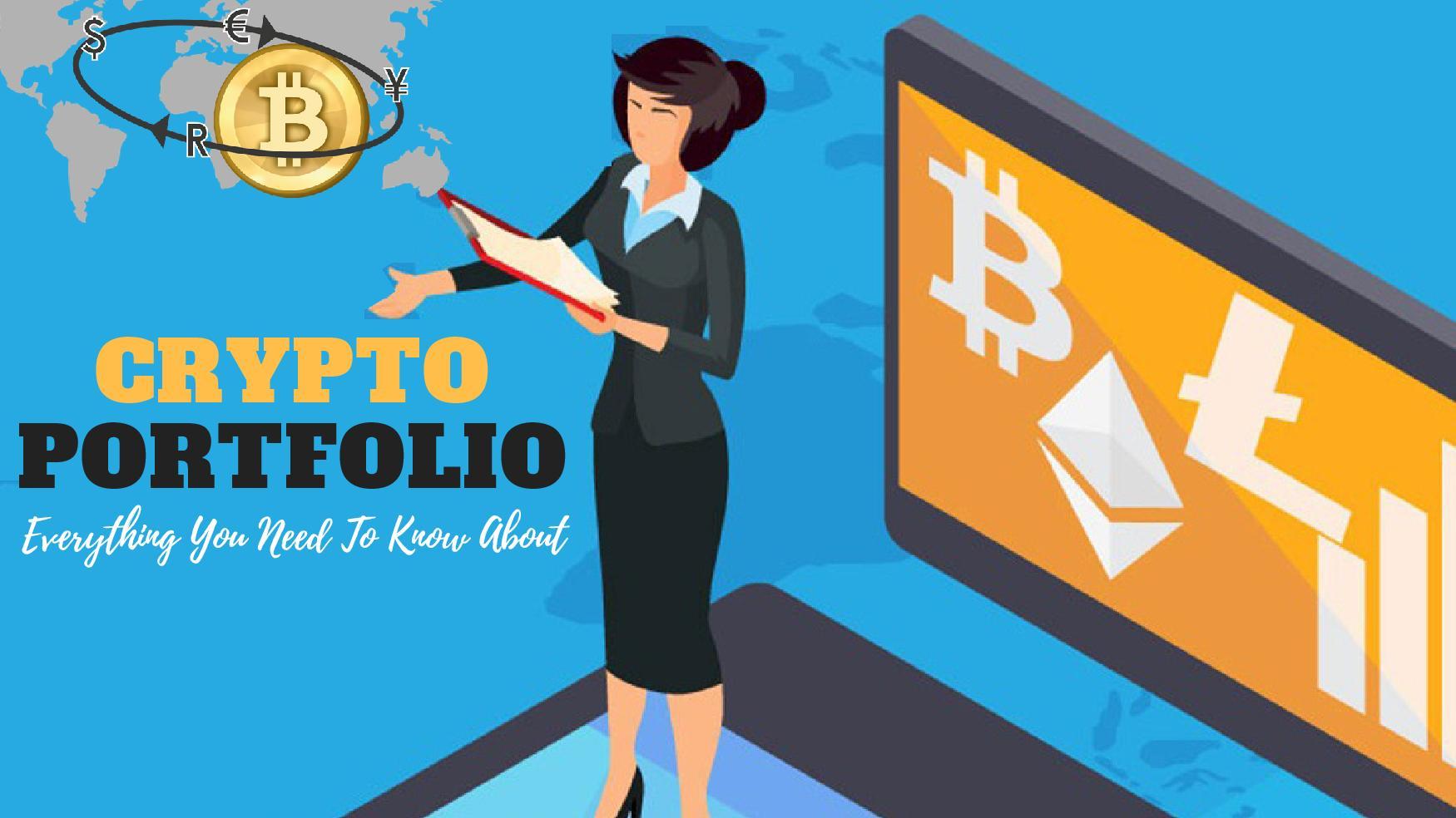 start crypto portfolio