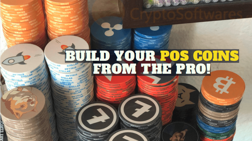 Build your POS Coins