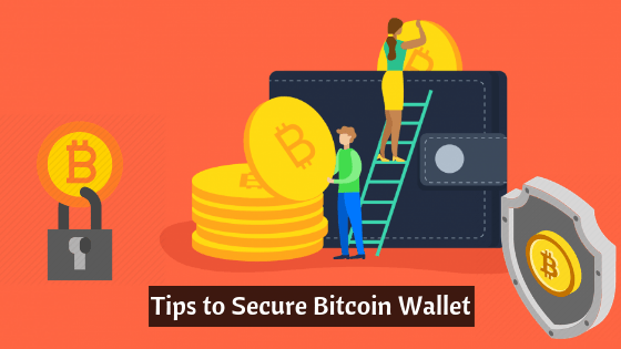 Tips to secure bitcoin wallet