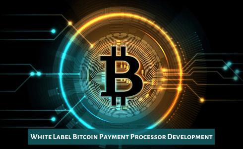 White Label Bitcoin Payment Processor Development