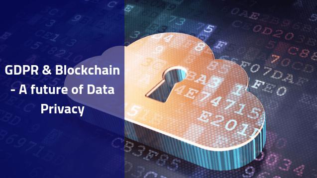 GDPR and blockchain technology
