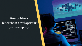 hire a blockchain developer