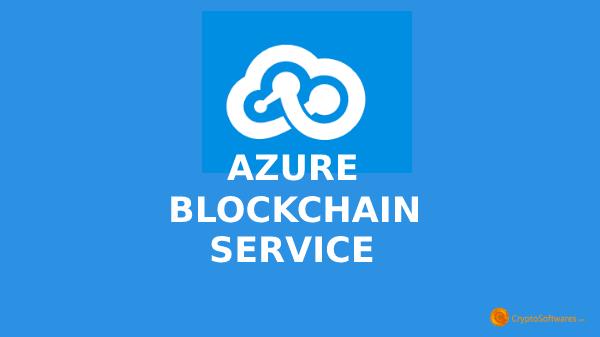 azure-blockchain-service