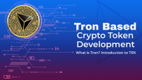 Tron Based Crypto Token Development
