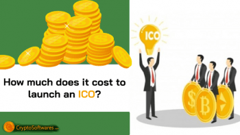 how much does it cost to launch an ico
