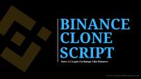 Binance Clone Script