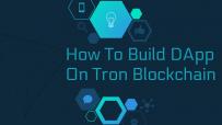 DApp On Tron Blockchain